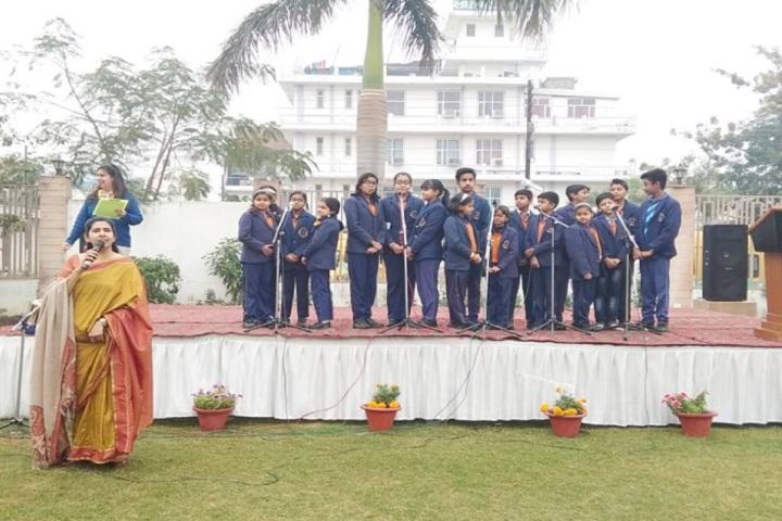 Karam Devi Memorial Academy World-Singing
