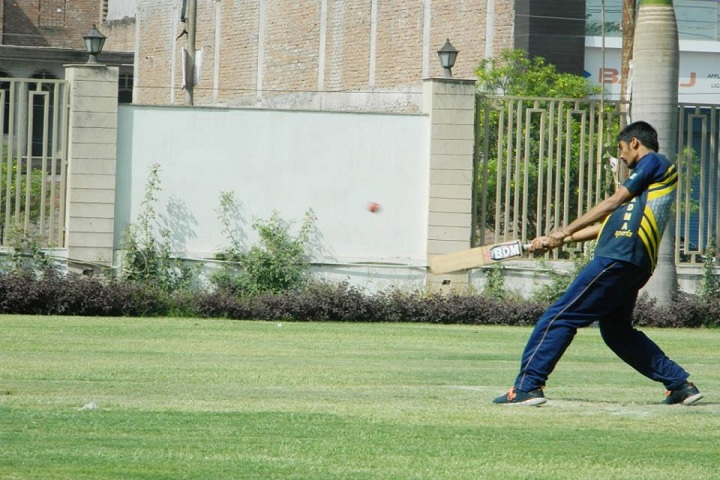 Karam Devi Memorial Academy World-Cricket