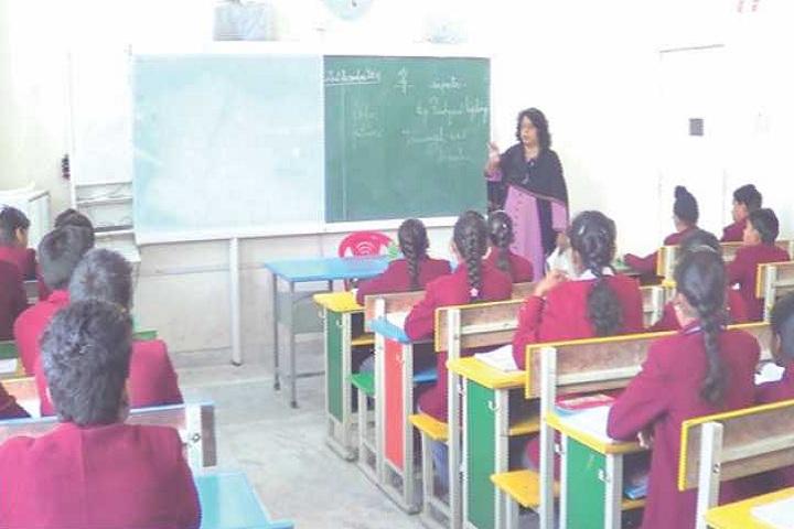 R V S International School-Classroom