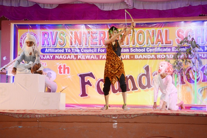 R V S International School-Events function