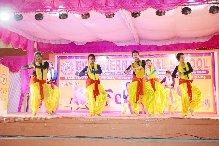 R V S International School-Events programme