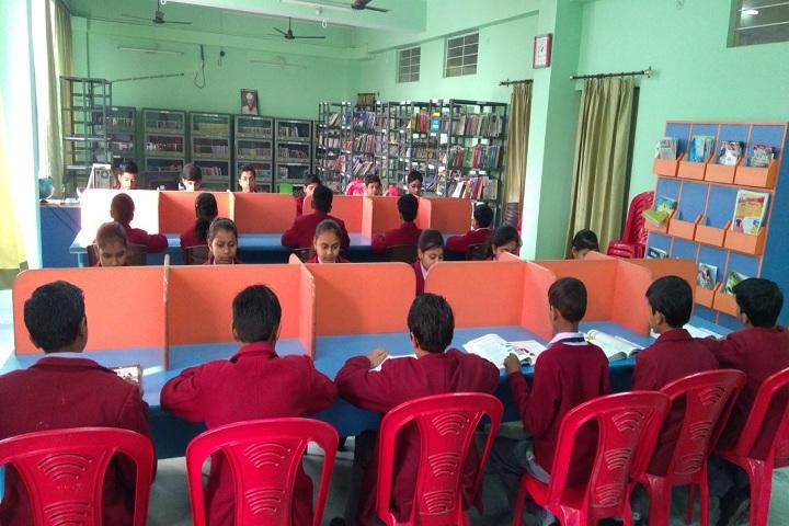 R V S International School-Library