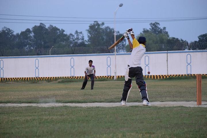 R V S International School-Sports cricket