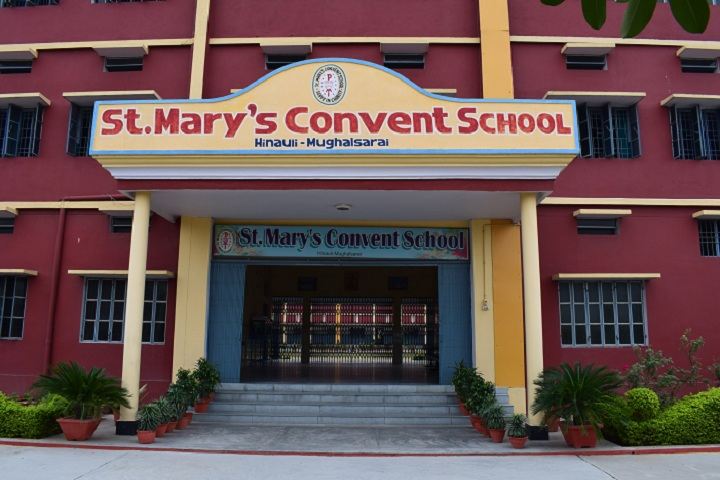 St Marys Convent School-Campus-View front