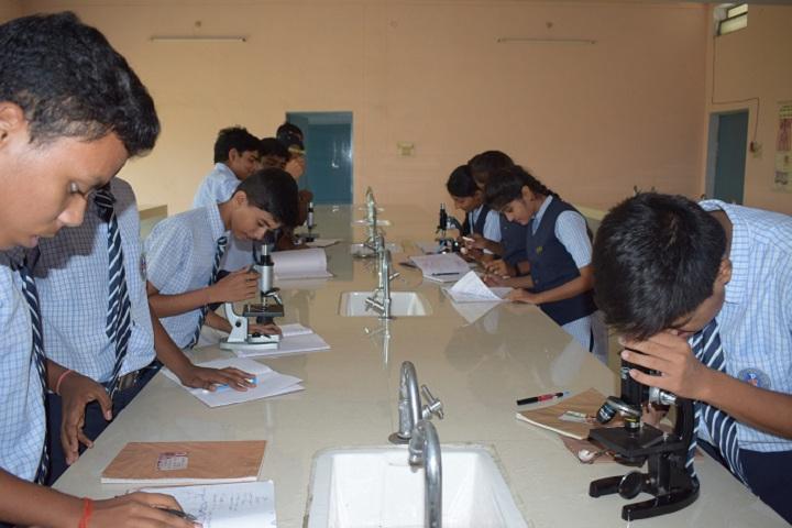 St Marys Convent School-Laboratory biology