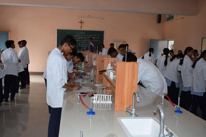 St Marys Convent School-Laboratory chemistry