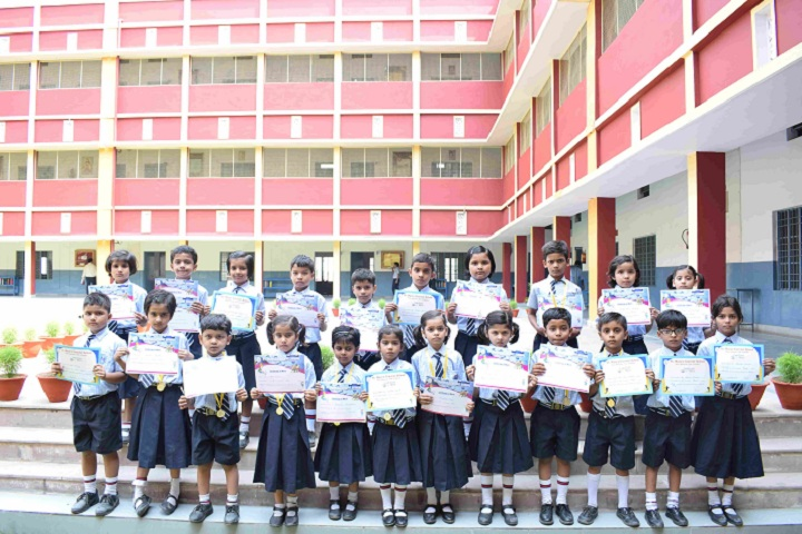 St Marys Convent School-Others prize