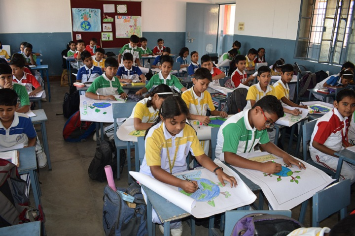 St Marys Convent School-Classroom view with activity