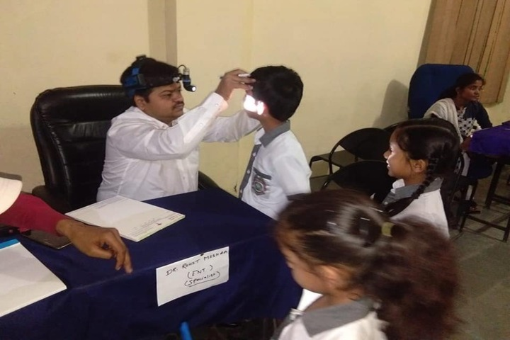 Sughar Singh Academy- Health Check-up