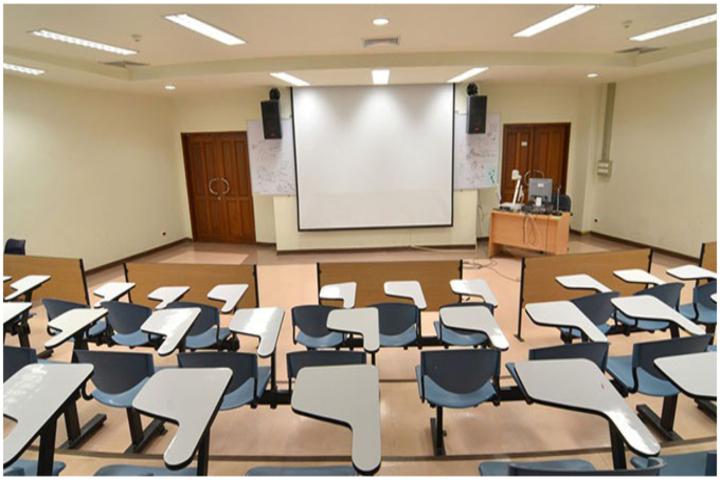 Sughar Singh Academy-Audio Visual Room