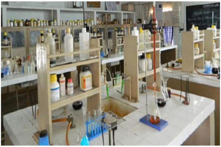 Sughar Singh Academy-Chemistry Lab