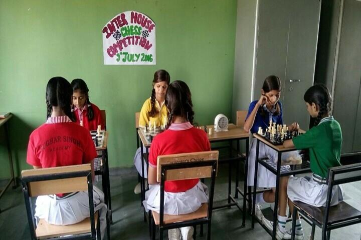 Sughar Singh Academy-Indoor Games