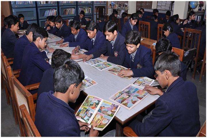 Sughar Singh Academy-Library
