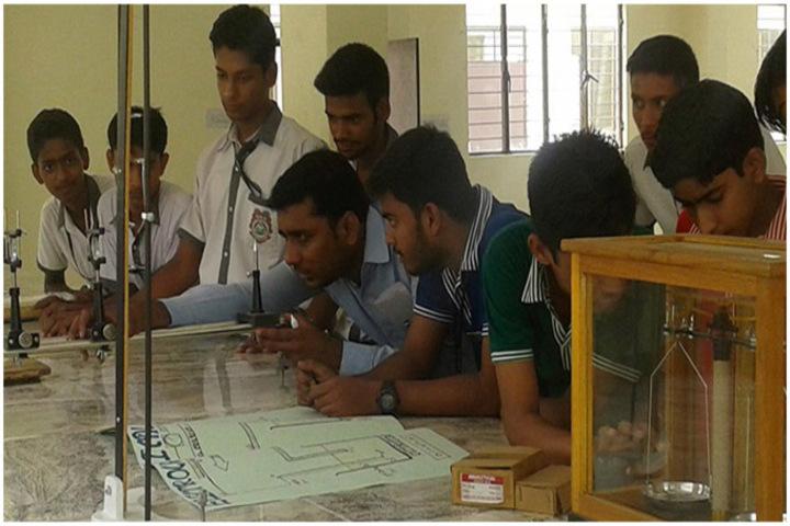 Sughar Singh Academy-Physics Lab