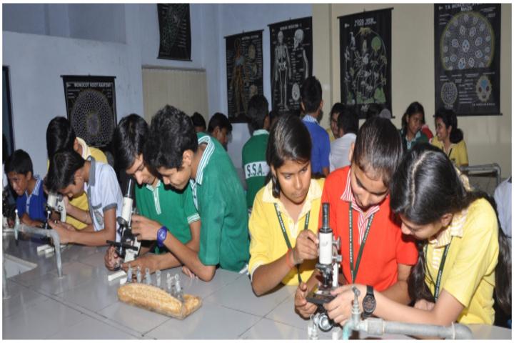 Sughar Singh Academy-Biology Lab