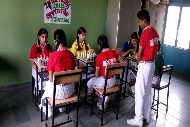 Sughar Singh Academy-Chess Competition