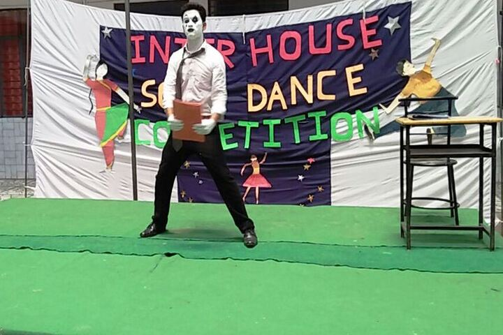 Sughar Singh Academy-Dance Competition