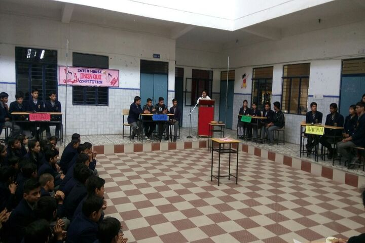 Sughar Singh Academy-Quiz Competition