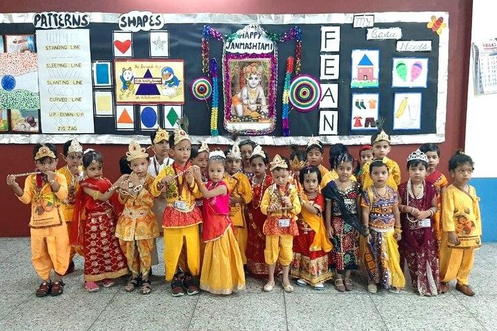 Spring Dale School-Janamastami Celebrations