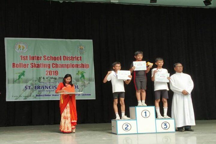 Spring Dale School-Prize Ceremony