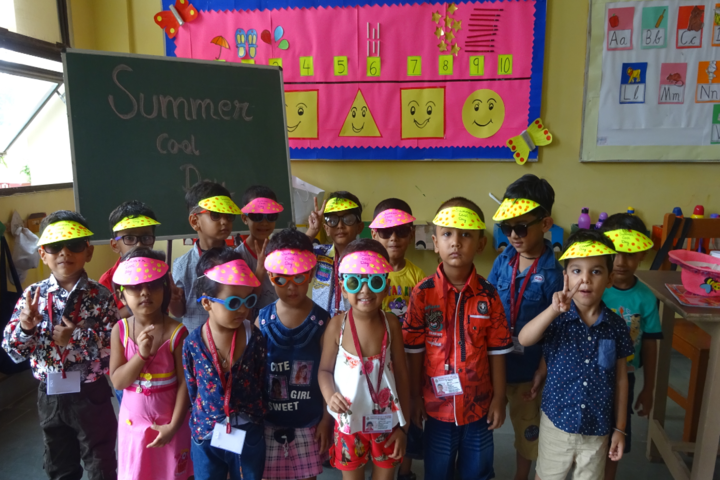 Spring Dale School-Summer Cool Day