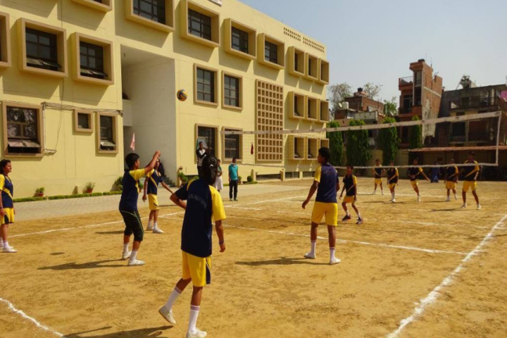 Spring Dale School-Volley Ball Court