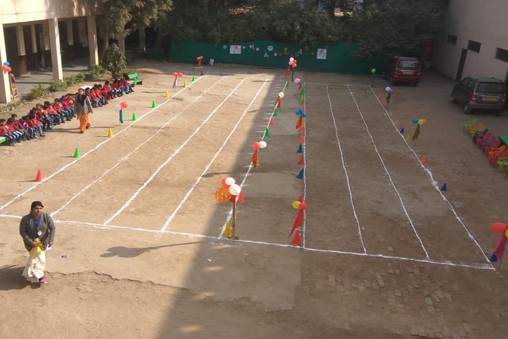 P D Nigam Education Center-Play Ground