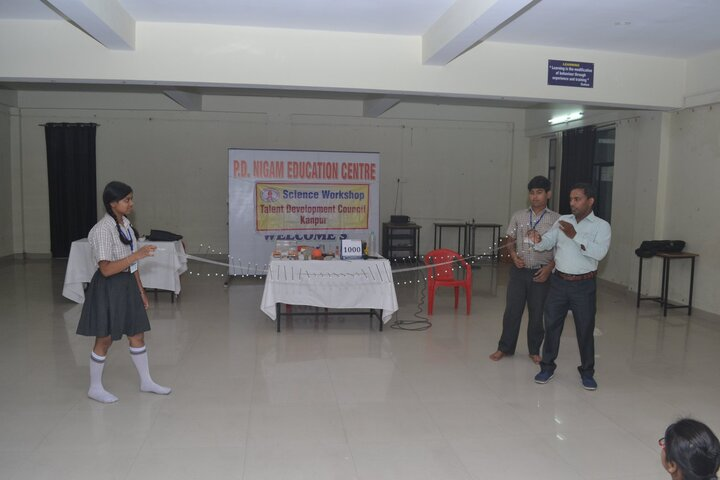P D Nigam Education Center-Science Workshop