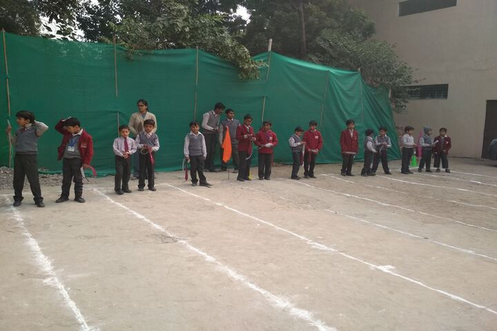 P D Nigam Education Center-Sports Meet