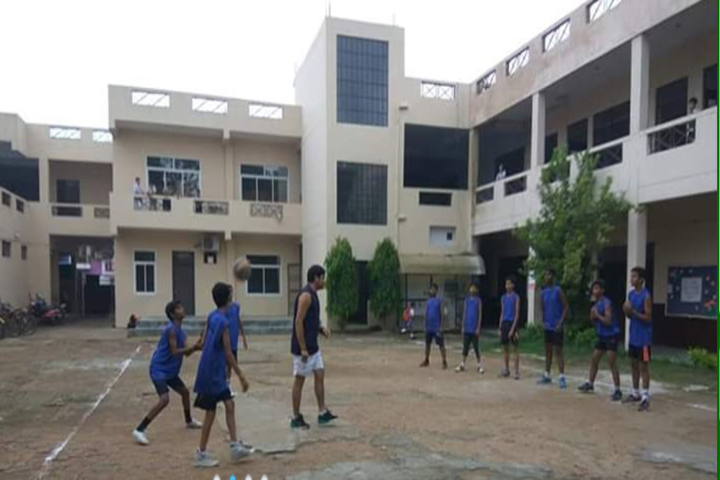 P D Nigam Education Center-Sports