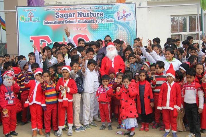 Sagar Nurture International School-Christmas Celebration