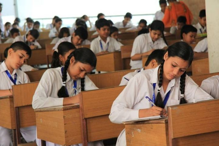 Sagar Nurture International School-Class Room
