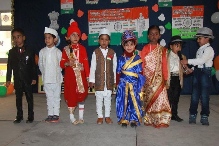 Sagar Nurture International School-Fancy Dress