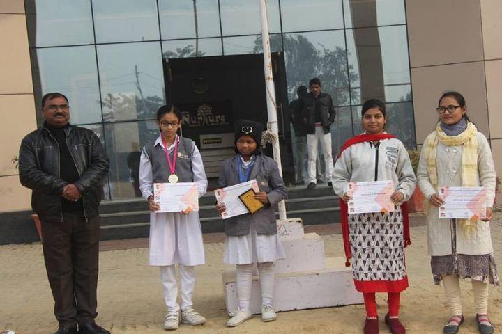 Sagar Nurture International School-Felicitation