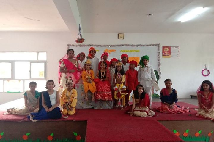 Sagar Nurture International School-Festival Celebration