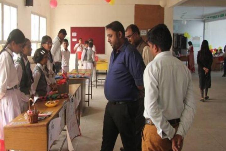 Sagar Nurture International School-Science Exhibition