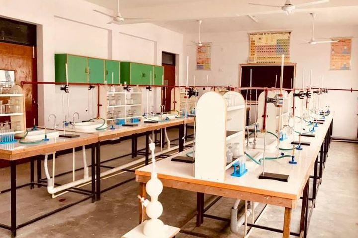 Sagar Nurture International School-Chemistry Lab