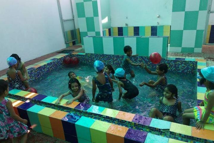 Sagar Nurture International School-Swimming Pool