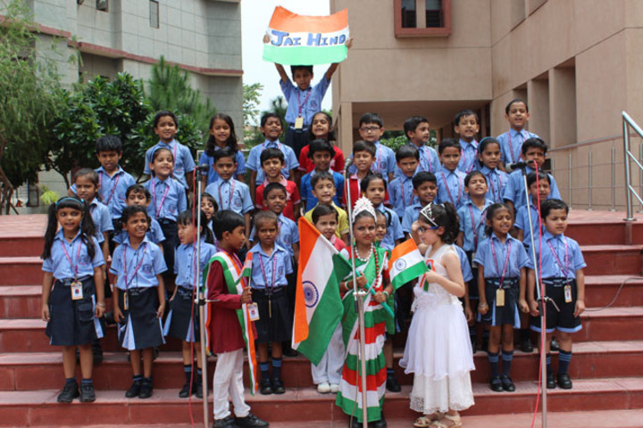 Jesus And Mary Convent School - Independence Day