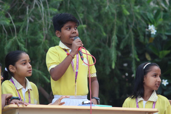 Jesus And Mary Convent School - Spelling Competition