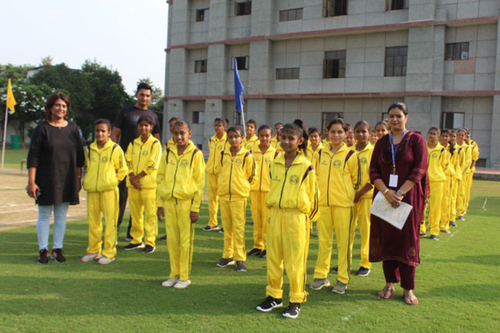 Jesus And Mary Convent School - Sports