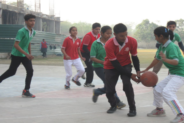 Jesus And Mary Convent School - Volley Ball
