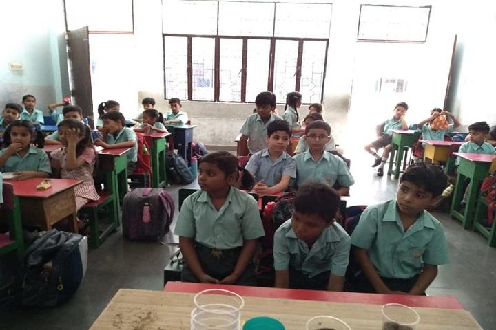 Sun Shine Public School-Classroom