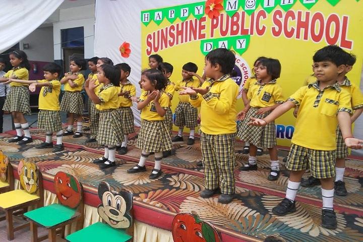Sun Shine Public School-Dance