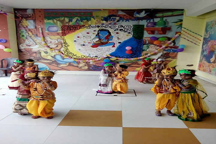 Carver Public School - Janmastami Celebrations