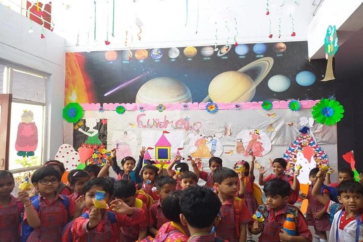 Carver Public School - Kindergarten
