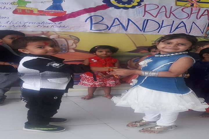 Carver Public School - Raksha Bandhan Celebration