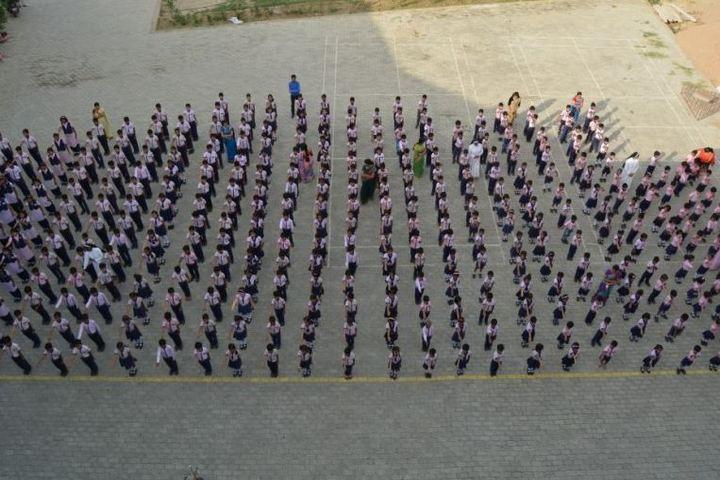 Christu Jyothi Academy - Assembly