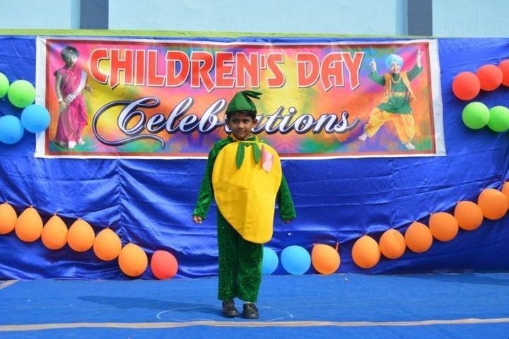 Christu Jyothi Academy - Childrens Day Celebrations