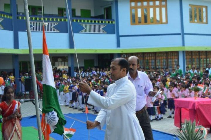 Christu Jyothi Academy - Independence Day